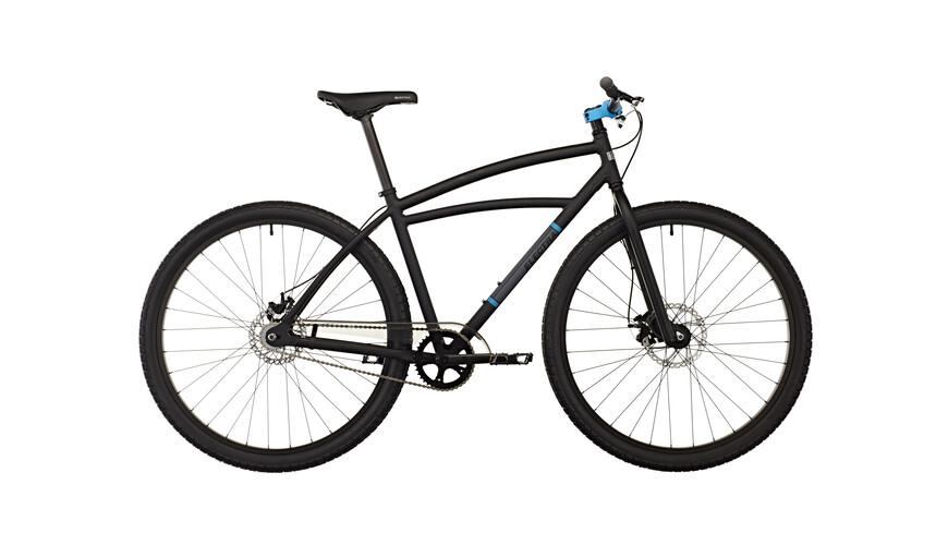 Electra Moto 1 - Bicicleta urbana - negro